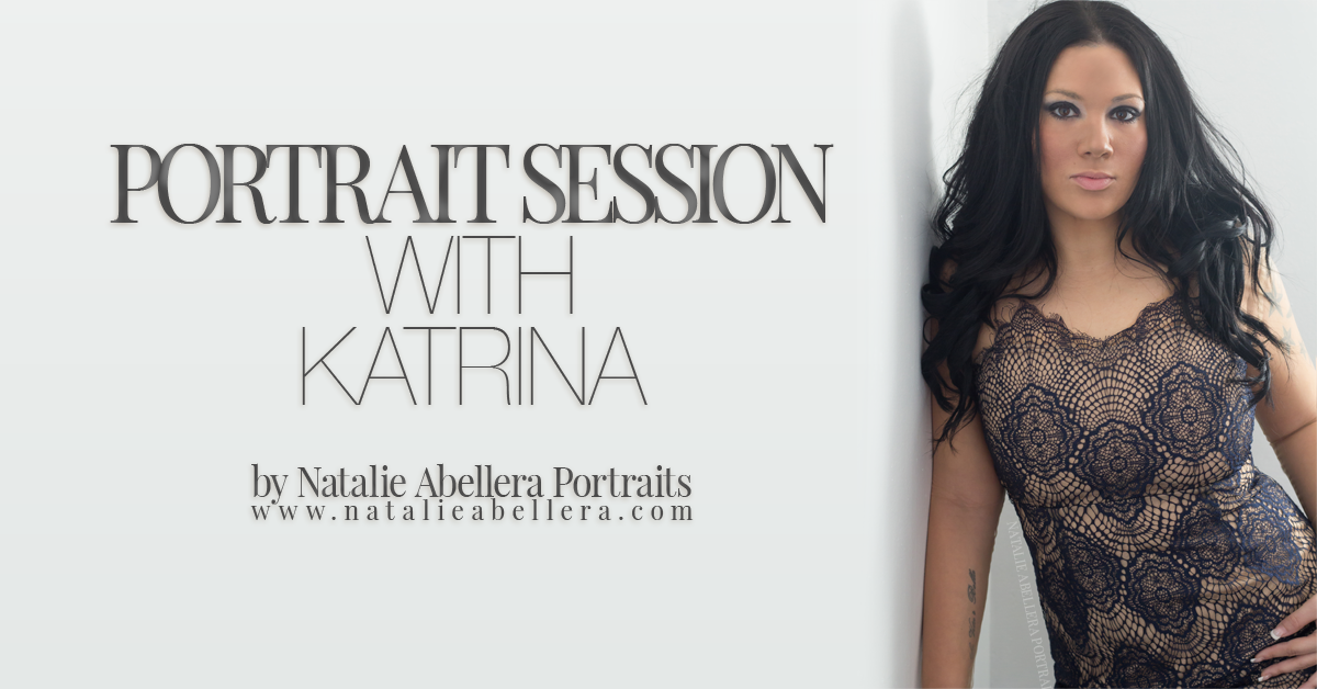 Portrait Session With Katrina